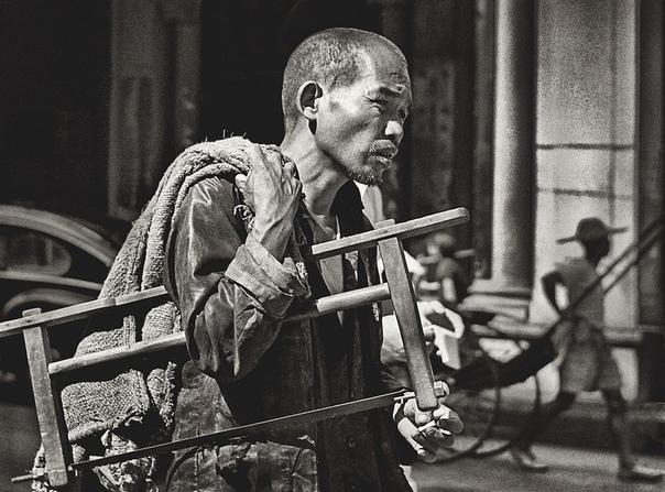 Восхитительные кадры Гонконга, 1950-е.
