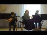 VI Международный (XV) конкурс ансамблей народной музыки и исполнителей на народных инструментах Очарованье струн певучих