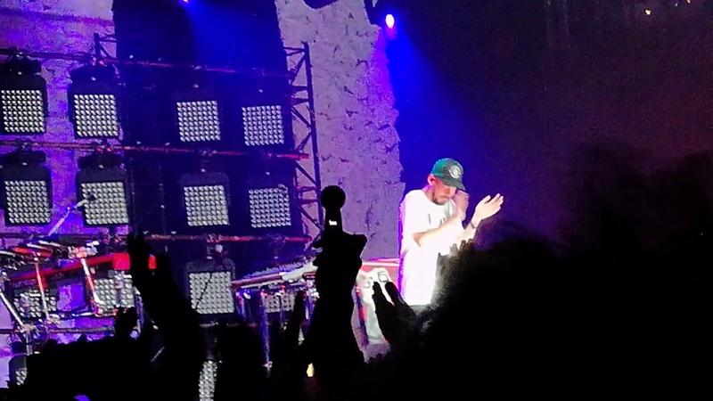 Mike Shinoda - Spasibo, About You (Moscow, Adrenaline Stadium 1.09.2018)