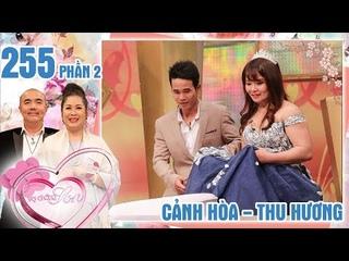 Chồng nhõng nhẽo bấm điện thoại khiến vợ phải đút cơm cho ăn   Cảnh Hòa - Thu Hương   VCS #255 😤