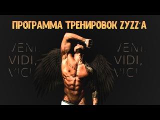 Программа тренировок ZYZZ'A
