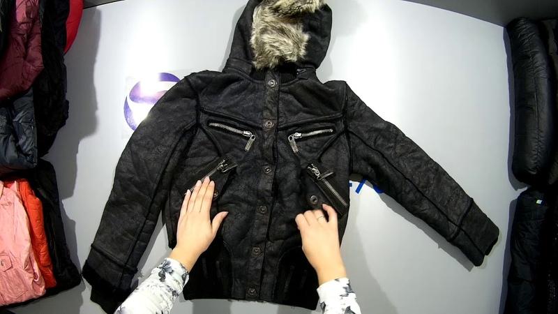 СЕКОНД ХЕНД Артикул С 235. Упаковка № 10. Куртки ж/м зима. Страна Англия.