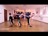 Lena Horne Q-Tip - I Got Rhythm (Take The Lead Remix) choreo by Evgenia Panda