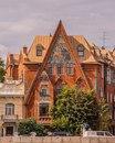Дом Перцовой на углу Соймоновского проезда и Пречистенской набережной — одно из красивейши…