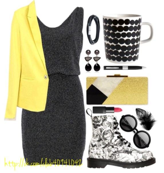 Модные луки в стиле преппи - 332ae