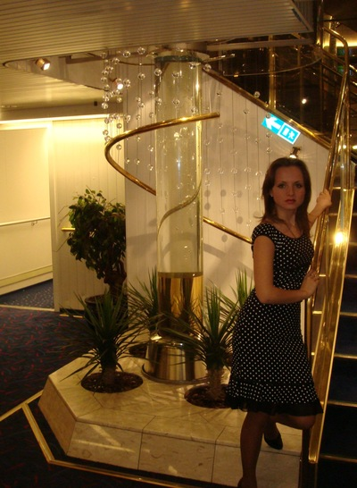 Мария Ладанова, 17 мая , Санкт-Петербург, id2021075