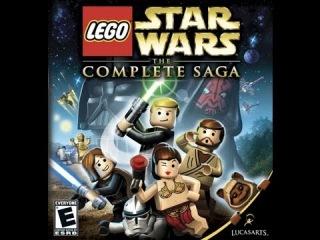Прохождение LEGO Star Wars The Complete Saga (Эпизод 1) Глава 3 Побег с Набу