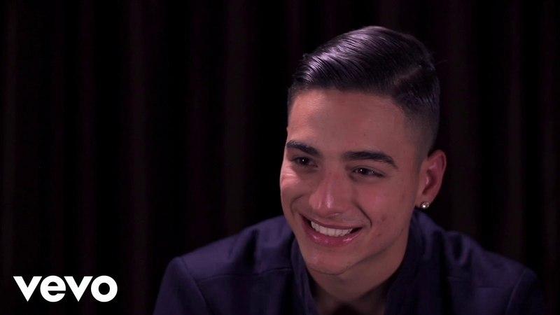 Maluma Latin Grammy Interview
