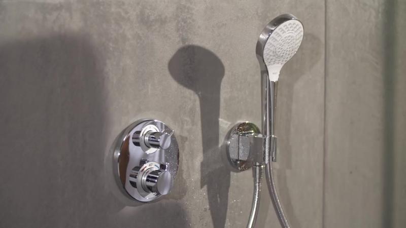 Hansgrohe Croma 280 overhead shower 26220000