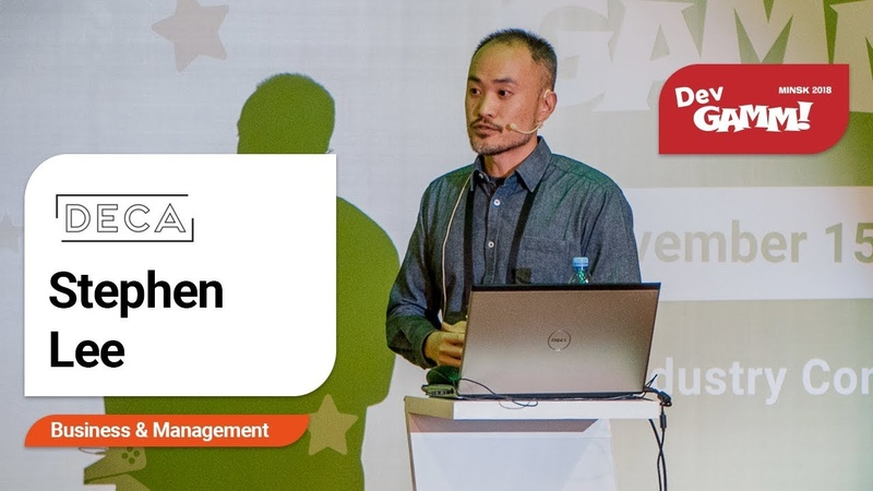 Stephen Lee (DECA Games) – Live Ops Learnings and Best Practices