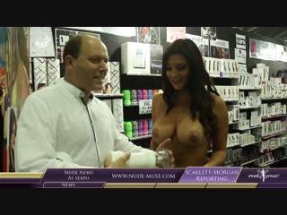 Nude nudist vintage