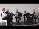 Прелюдия Ля минор BWV 543 И С Бах квинтет Эксельсиор