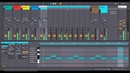Ableton Live 10 Acid Melodic Techno Workflow Live Act