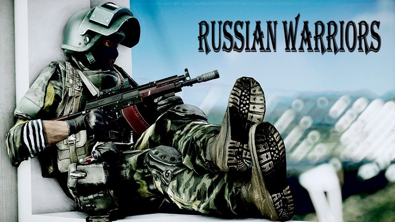 Russian Armed Forces - Russian warriors