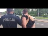 POLSKA POLICJA W AKCJI