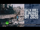 Israel's actions in Gaza a 'war crime' EU delegation head tells RT after being denied entry RT World News