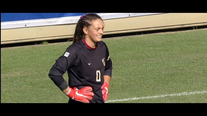 (2) North Carolina vs Florida State 11.4.2018 / ACC Women's Soccer Championship 2018