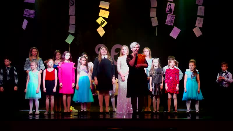 20 лет вокальной студии Парадиз Мюзикл Реальная история реальных детей