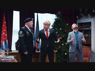 Однажды в России: репетиция нового года!