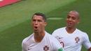 Cristiano Ronaldo vs Morocco (World Cup 2018) HD 1080i (20/06/2018) by 1900FCBFreak