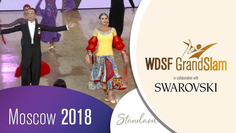Lacitis - Golodneva, LTU | 2018 GrandSlam STD Moscow | R3 T