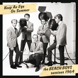 The Beach Boys альбом Keep An Eye On Summer - The Beach Boys Sessions 1964