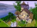Sims 3 Дом на острове(НУЖНО ДОПОЛНЕНИЕ РАЙСКИЕ ОСТРОВА)