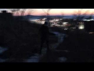 Ночной Владивосток, Духи Марса, Красная планета, клип Full HD