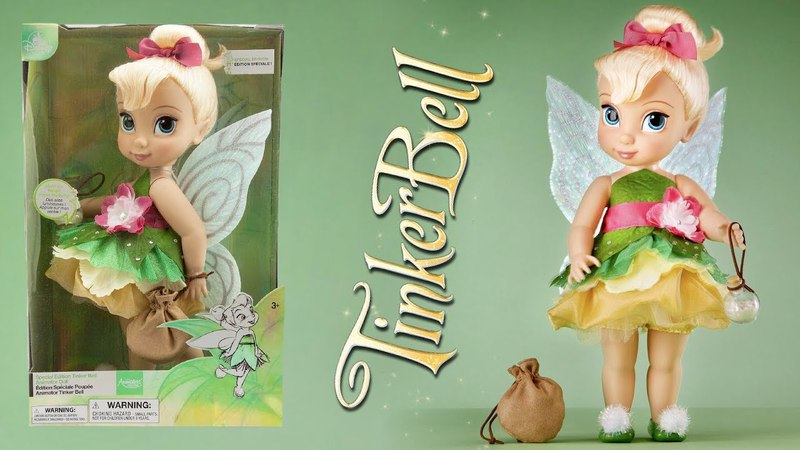 Animators' Collection Tinker Bell doll