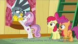 My Little Pony FiM Сезон 6, серия 19 The Fault in Our Cutie Marks HD русские субтитры