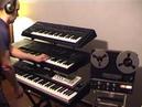 DX5 playing Depeche Mode My Secret Garden