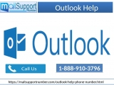 Outlook Help, one call 1-888-910-3796 to the end of tech issues