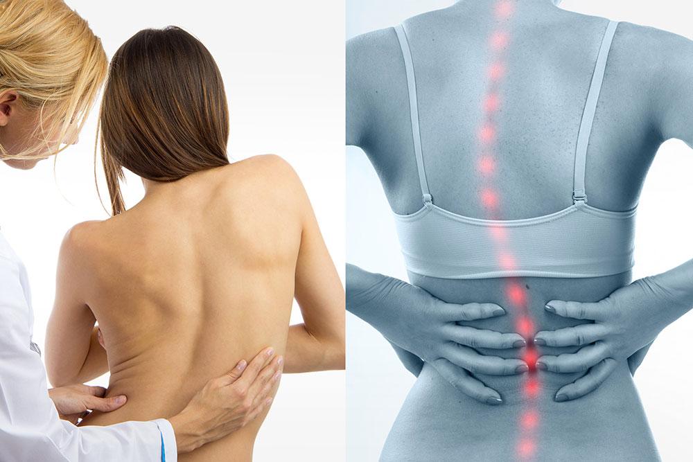 массаж спб при боли в спине