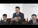 03 彭宇华、李明哲颠覆国家政权案公开开庭审理 视频:法庭进入调查阶段,公诉人宣读起诉书。 