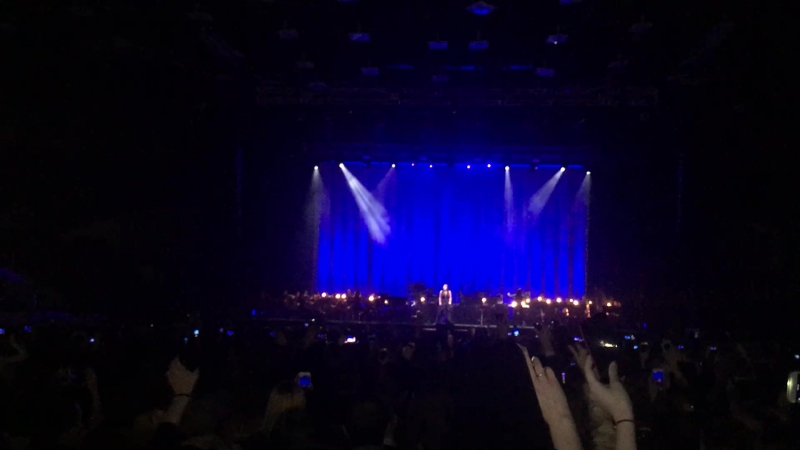 Evanescense My Immortal Live St Petersburg 2018