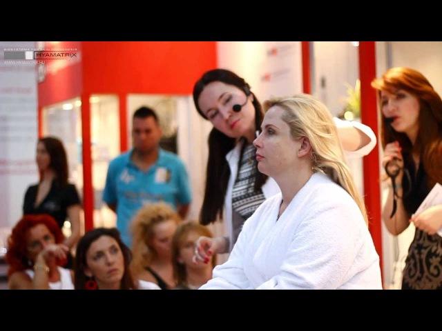 Жидкая биокожа: A GBS bemutatja - HYAMATRIX®: 2013 Beauty Forum kiállítás, Budapest
