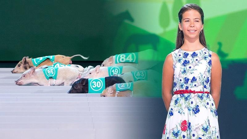 Мария Головкова. Уникальная память   Удивительные люди, эфир от 21.10.2018