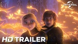 HOW TO TRAIN YOUR DRAGON: THE HIDDEN WORLD – Official Teaser Trailer