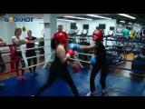 Волгоградки вышли на ринг, чтобы побороться за 100 тысяч рублей