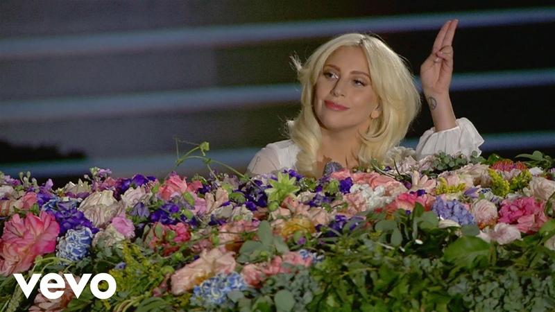 Lady Gaga Imagine Live at Baku 2015 European Games Opening Ceremony