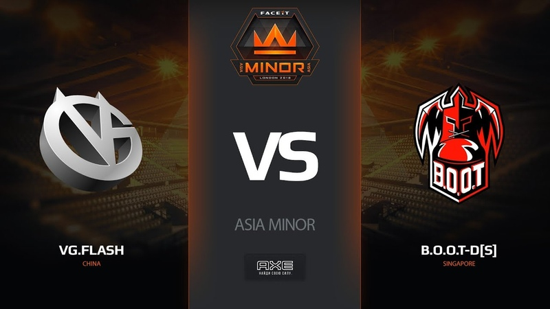 VG.Flash vs B.O.O.T-d[S], map 3 inferno, Asia Minor – FACEIT Major 2018