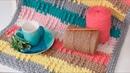 Maxi Tapete de Crochê por Sandra Brum