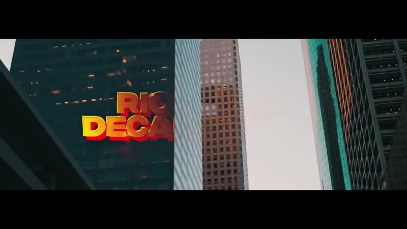 DeCalifornia Feat. Rigo - CUMBIA URBANA (Rap Music Video) 2019