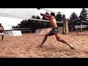 Пляжный волейбол odin na odin
