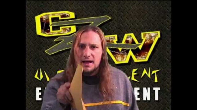 CZW Cage Of Death IV 2002 Intro