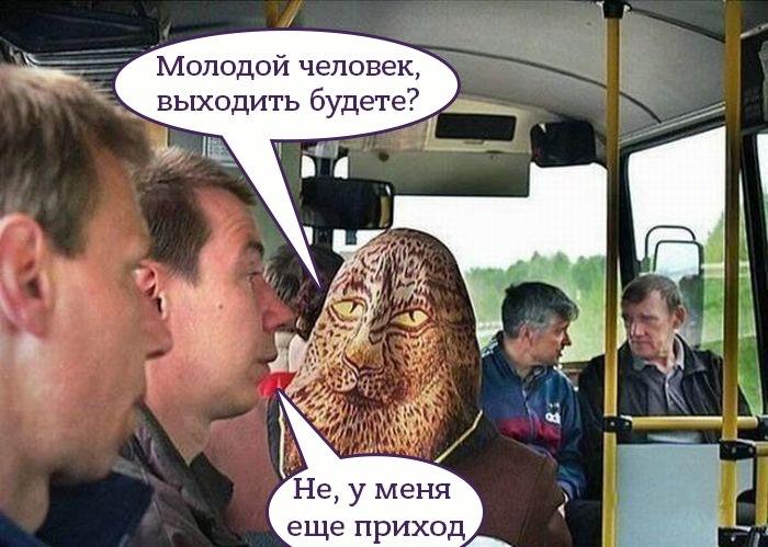 к новости о кондукторе, продававшей героин в автобусе