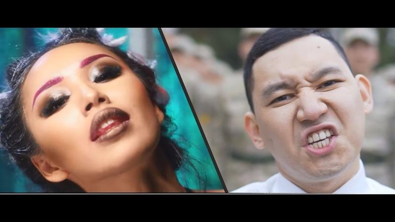 ПАРОДИЯ - KeshYou Baller - ӘСКЕРДЕ - Ninety nine show Кызык TIMES 99 тобы