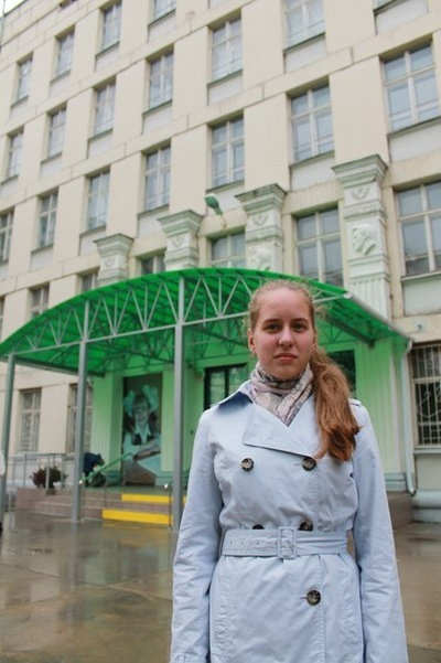 Ольга Черкашина, 26 мая 1997, Москва, id52434709