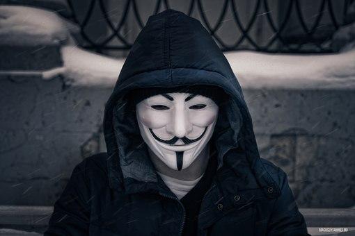 anonim картинки