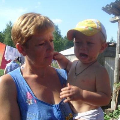 Любовь Сёмина, 29 июня 1966, Хабаровск, id201553268